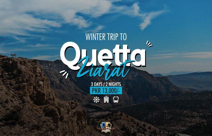 Quetta & Ziarat