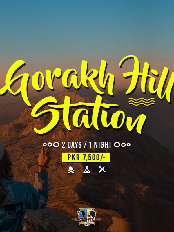 Gorakh Hill Station