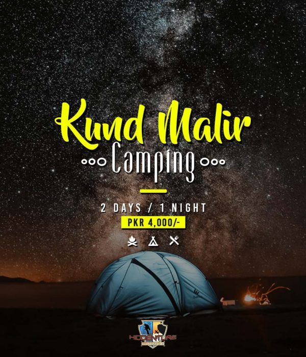 Kund Malir Beach Night Camping